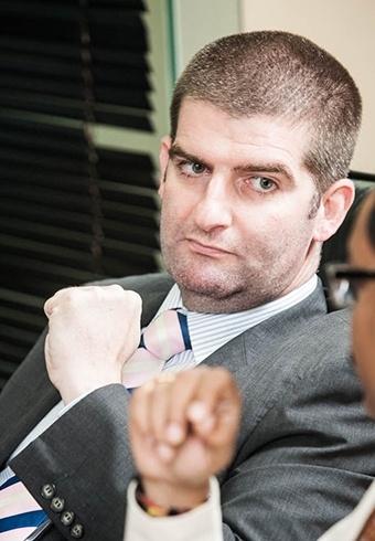 Mark Franklin, Operations Director, DA-Desk